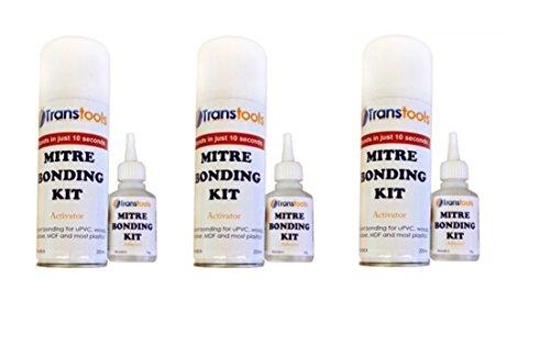 transtools-mitre-bonding-system-kit-superglue-and-activator-tripple-pack