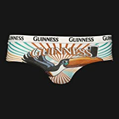 Guinness Orange Toucan Briefs