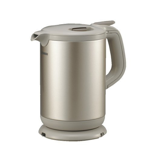 Zojirushi] [1.0L Electric Kettle Ck-Fe10-Nl Champagne Gold Ck-Fe10-Nl By N/A