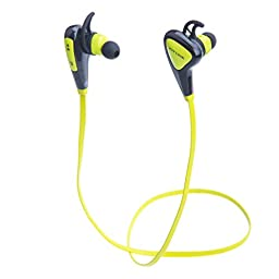 Bluetooth Headphone, Joylink Wireless Ergonomic Design In-Ear Earbuds with MIC and High Quality Stereo Sound Sweat Proof Earphone Support any Smart phones Ipad and Computers with Bluetooth Devices
