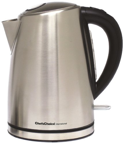 Why Choose Chef's Choice 681 Cordless Electric Kettle