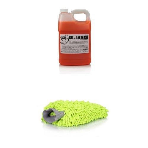 chemical-guys-bug-and-tar-heavy-duty-car-wash-shampoo-and-wash-mitt-bundle