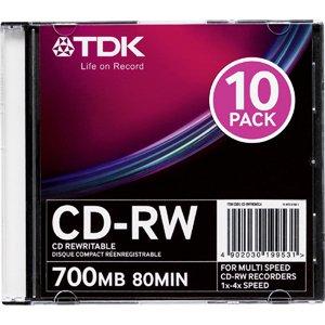4x CD-RW Media