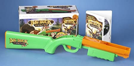 Big Buck Hunter Pro - Software and One Gun