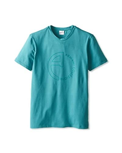Armani Collezioni Men's Logo T-Shirt