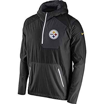 Men's Nike Pittsburgh Steelers Speed Fly Rush Jacket