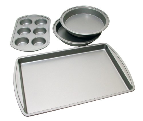 Kitchen Elements 4-Piece Starter Bakeware Set