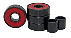Amphetamine Bearings ABEC 5 4-Pack