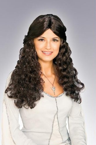 MorrisCostumes RU50631 Lord Of Rings Arwen Wig