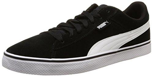 Puma Puma 1948 Vulc, Unisex-Erwachsene Sneakers, Schwarz (black-white 04), 42 EU (8 Erwachsene UK) thumbnail