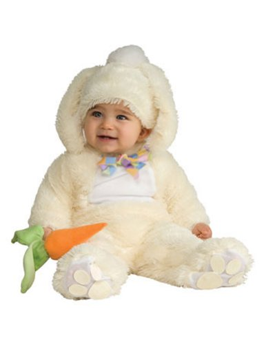 baby & toddler costumes - Vanilla Bunny Baby Costume 6-12 Months