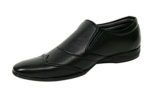 Leather Chief Men's Synthetic Slip On Formal Shoes - B013SD8G92