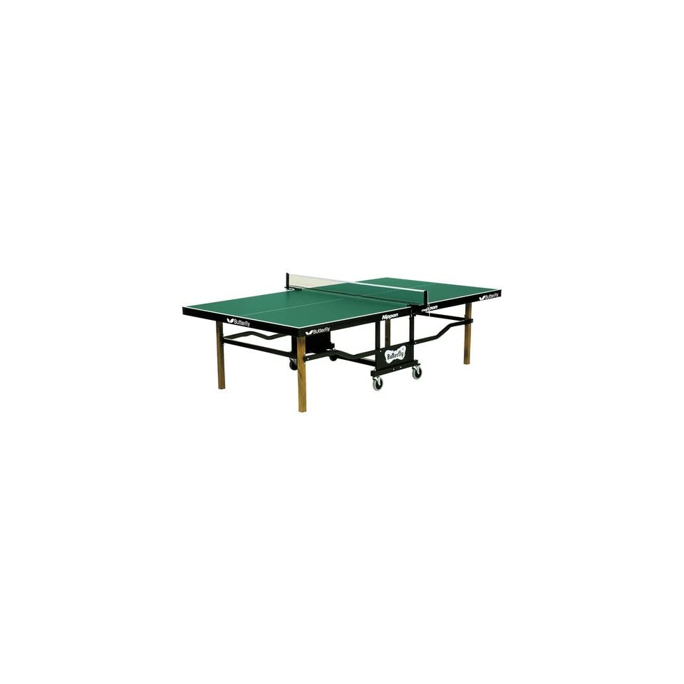 Butterfly Nippon Rollaway Table Tennis Table Sports