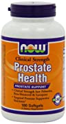 Now Foods Clinical Strength Prostate Health, Soft-gel, 180-Count