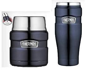 Thermos Brand ~ Tumbler & Food Jar - 2 Piece Set