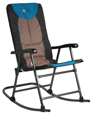 Padded Camping Chair 8124
