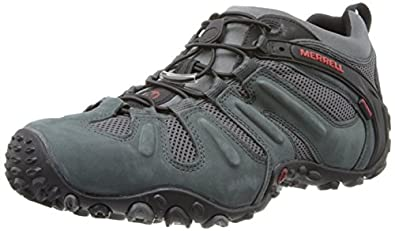 Merrell Men S Chameleon Prime Stretch Waterproof Hiking Shoe
