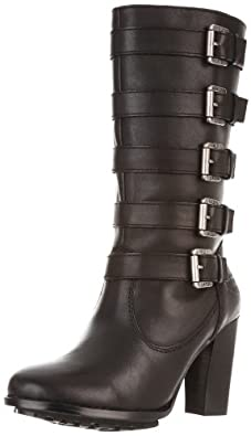 Harley-Davidson Women's Chillion Motorcycle Boot,Black,5.5 M US