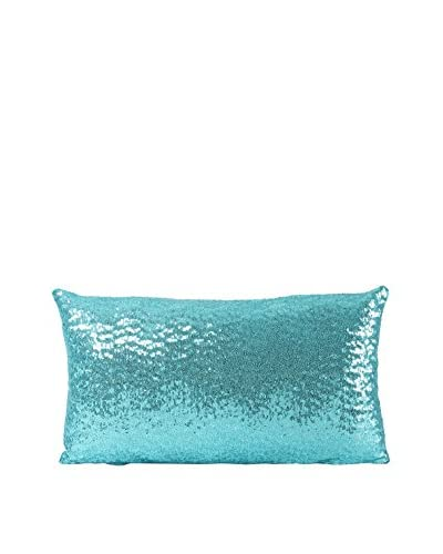 Homemania Cuscino Sequins Turchese