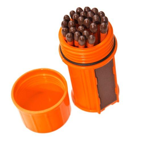 UCO Stormproof Match Case Kit - Orange