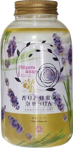 ミツワ 香りと蜂蜜の泡せっけん LV 400ml