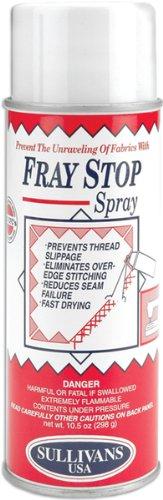 Sullivans 10-1/2-Ounce Fray Stop Spray