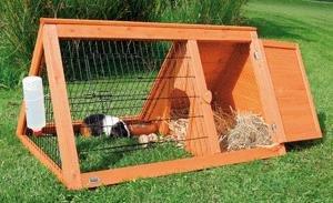 Rabbit Hutch Enclosure - Rabbit Guinea Pig