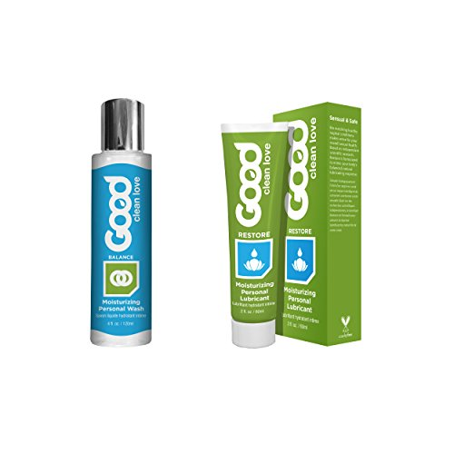 Clean Wholesome: Good Clean Love Bio-Match Bundle: Restore Lubricant And