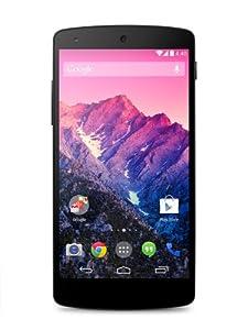 LG Nexus 5 Smartphone débloqué 4G 5 pouces 16 Go Android 4.4 KitKat Noir