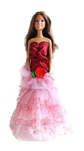 Barbie Red Gown, Red Wine Night Out & Cocktail