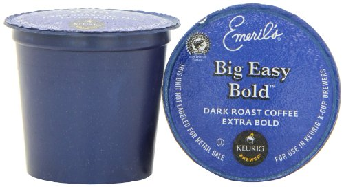 Emeril's Big Easy Bold K-Cup Packs for Keurig