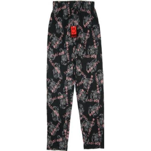 Amazon.com : Bon Jovi Heart And Dagger Lounge Pants - Adult Unisex