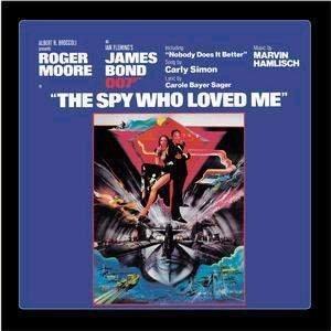 Carly Simon - James Bond - The Spy Who Loved Me - Zortam Music