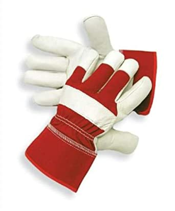 Radnor Small Tan Cowhide Thinsulate Lined Cold Weather Gloves 9 Pairs