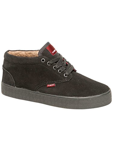 Element, Sneaker bambini, Nero (nero), 37.0