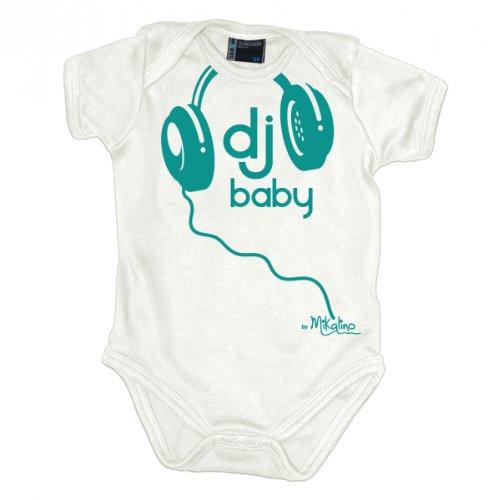 DJ-Baby-Babybody-kurzarm-trkisprint