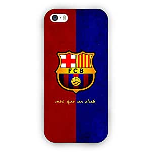 EYP Barcelona Back Cover Case for Apple iPhone 5