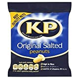 KP Original Salted Peanuts 50g x Case of 24