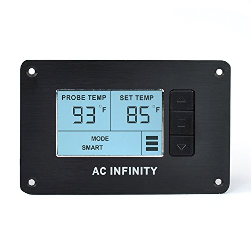 Cheapest Prices! AC Infinity AI-ATC, Fan Thermostat and Speed Controller, for Home Theater AV Media ...