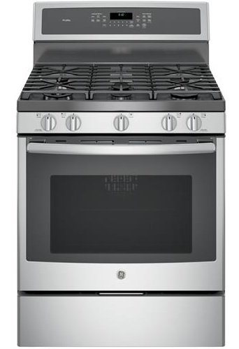 GE-PGB930SEJSS-Profile-30-Stainless-Steel-Gas-Sealed-Burner-Range-Convection