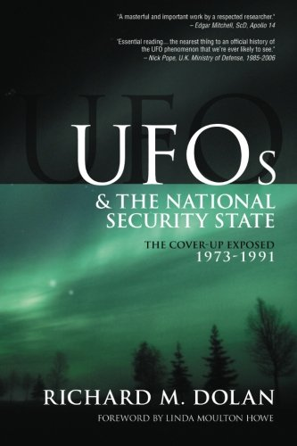 The Cover-Up Exposed, 1973-1991 (UFOs and the National Security State, Vol. 2): Richard M. Dolan, Cover art by Mark Brabant, Linda Moulton Howe: 9780967799513: Amazon.com: Books