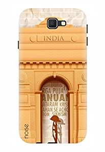 Noise Designer Printed Case / Cover for Samsung Galaxy On Nxt / Patterns & Ethnic / India Gate Design