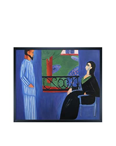 Henri Matisse The Conversation Framed Hand-Painted Reproduction
