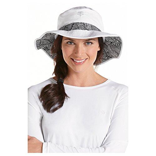 Coolibar UPF 50+ Women's Chlorine Resistant Bucket Sun Hat