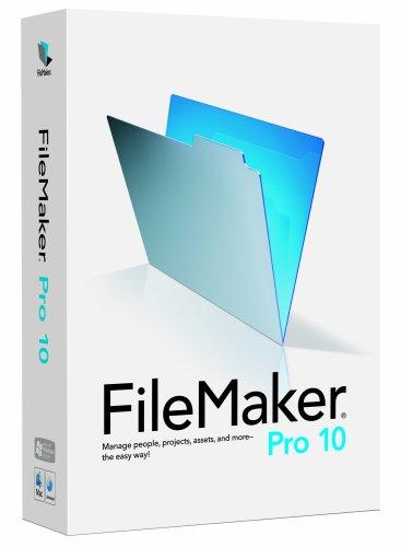 FileMaker Pro 10 RETAIL