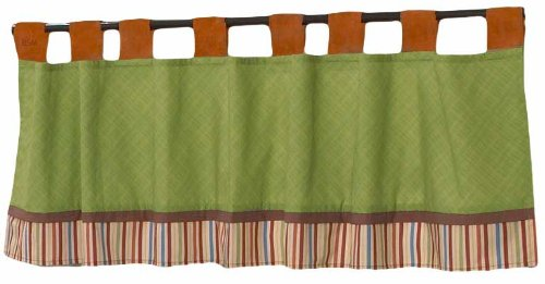 Cocalo Jungle Jingle Window Valance