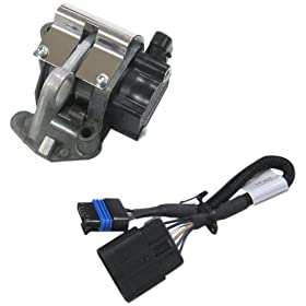 Lokar DBW-GM01 Drive-By-Wire Electronic Throttle Control with Harness