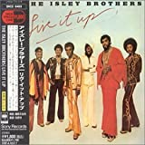 echange, troc The Isley Brothers - Live It Up