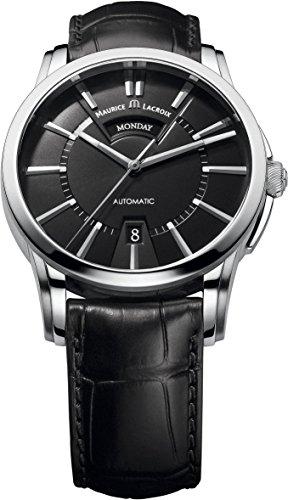 Maurice Lacroix Pontos PT6158-SS001-23E Reloj Automático para hombres Clásico & sencillo