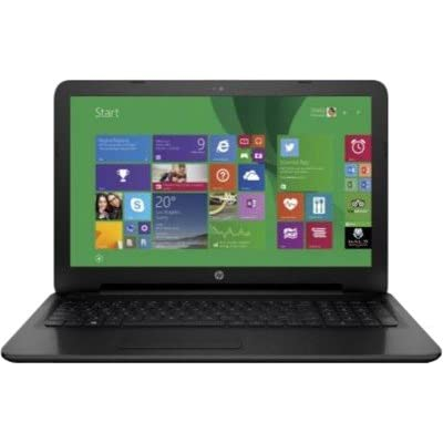 HP 15-AC168TU 15.6-inch Laptop (Pentium 3825U/4GB/500GB/Windows 10/Integrated Graphics), Black